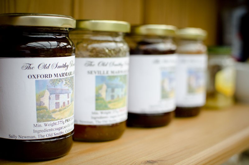 Homestead Farm B&B Detail – Marmalades