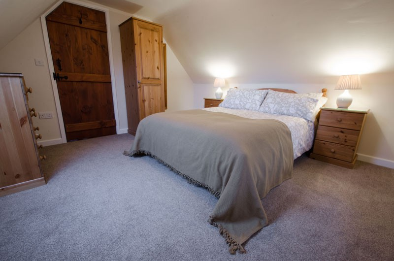Homestead Farm – Wishing Well Cottage – Double Room